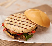 Ships 6/18 Rastelli Market (15) 5-oz Sirloin or Turkey Burgers - M58046
