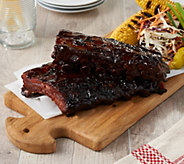 Corkys BBQ (8) 1-lb Competition Baby Back Ribs Auto-Delivery - M59247