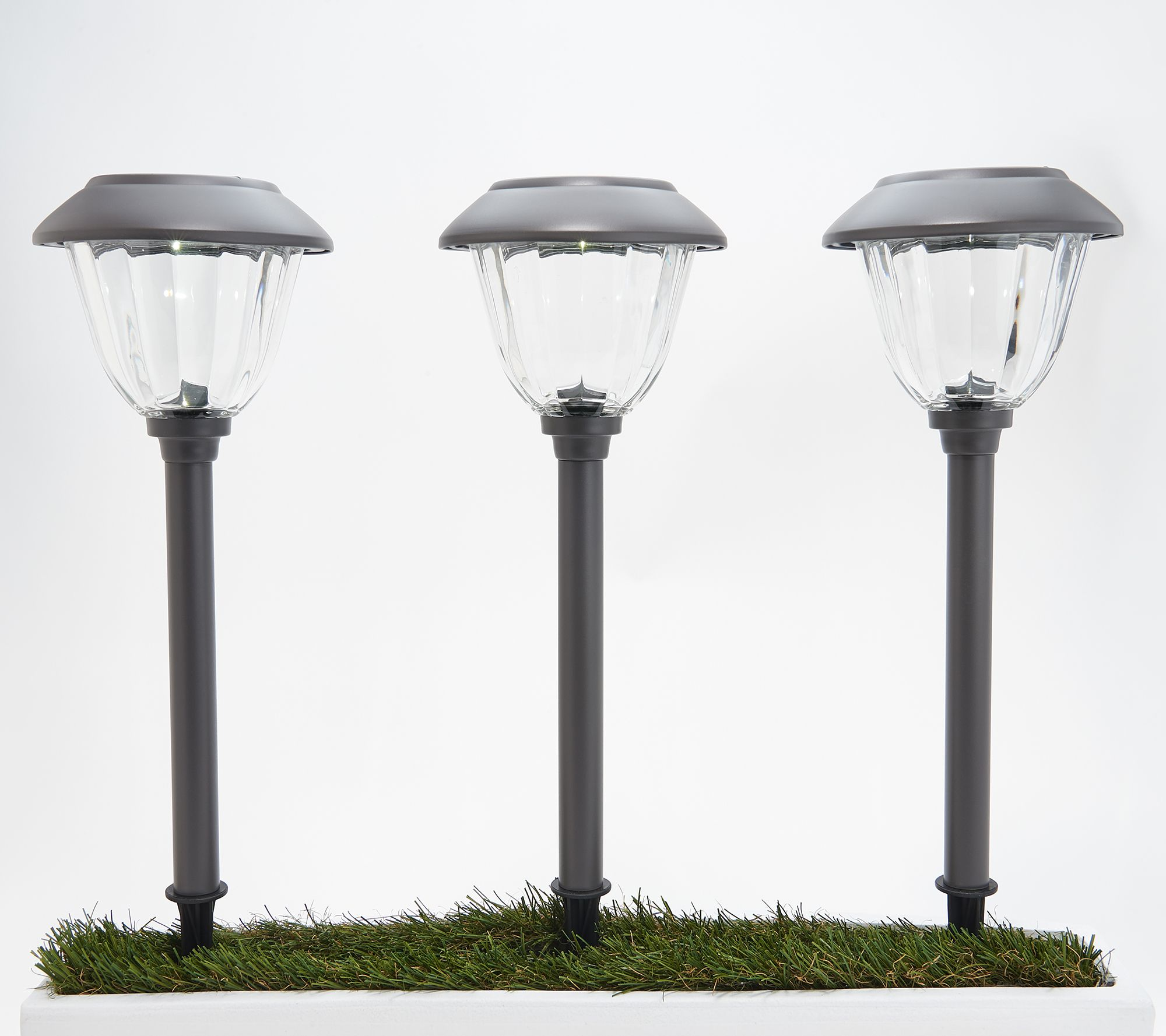 10 Piece Solar Landscape Light Set