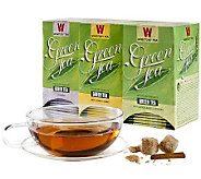 Wissotzky Tea The World of Green Teas Collection - M112948