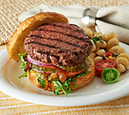 Rastelli Market Fresh (28) 5 oz. Black Angus Sirloin Burgers - M53548