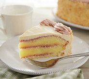 Juniors 5.25-lb Raspberry Lemon Tiramisu Layercake - M59748
