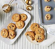 SH 4/8 Davids Cookies 96-Pc Preformed Cookie Dough Spring Asst - M62848