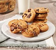 Davids Cookies 96-Count Preformed Cookie Dough Assortment - M59252