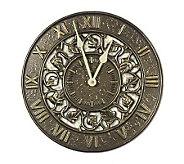 Ivy Silhouette Clock - M101453