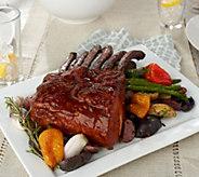 SH 11/5 Corkys BBQ 4-lb Competition Style Pork Tomahawk Roast - M59853