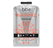 Bibo Barmaid Rum Punch Cocktail Pouches - 18 Count - M116654