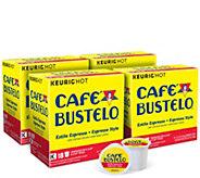 Keurig 72-ct Cafe Bustelo Espresso Style K-CupPods - M120654