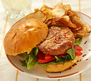 Annabelles Kitchen (20) 5-oz Italian Sausage Burgers - M60154