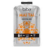Bibo Barmaid Mai Tai Cocktail Pouches - 18 Count - M116656