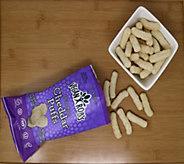 Vegan Robs (15) 1.25-oz Bags of Cheddar Puffs - M117656