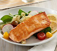 Egg Harbor (8) 6 oz. Faroe Island Salmon Filets Auto-Delivery - M55656