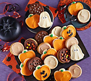 Cheryls 24pc Halloween Frosted Cookies - M116058