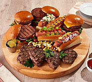 Kansas City 8.9 lb. Grilling Sampler Auto-Delivery - M59358