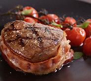 Kansas City Steak (8) 6-oz Bacon-Wrapped FiletMignon - M115460