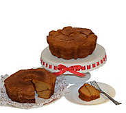 My Grandmas (2) 28 oz Pumpkin Spice Coffee Cakes - M115960