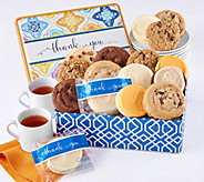 Cheryls Thank You Gift Tin - 16 Classic Cookies - M117160