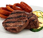 Kansas City Steak (10) 5-oz Top Sirloin Steaks - M58261