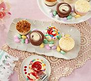 SH 4/15 Juniors 18-Pc Easter Mini Cheesecake Auto-Delivery - M62861