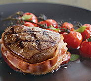 Kansas City Steak (6) 6oz Bacon Wrapped Filet Mignons - M100162