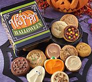 Cheryls Happy Halloween Cookie Tin - M116062