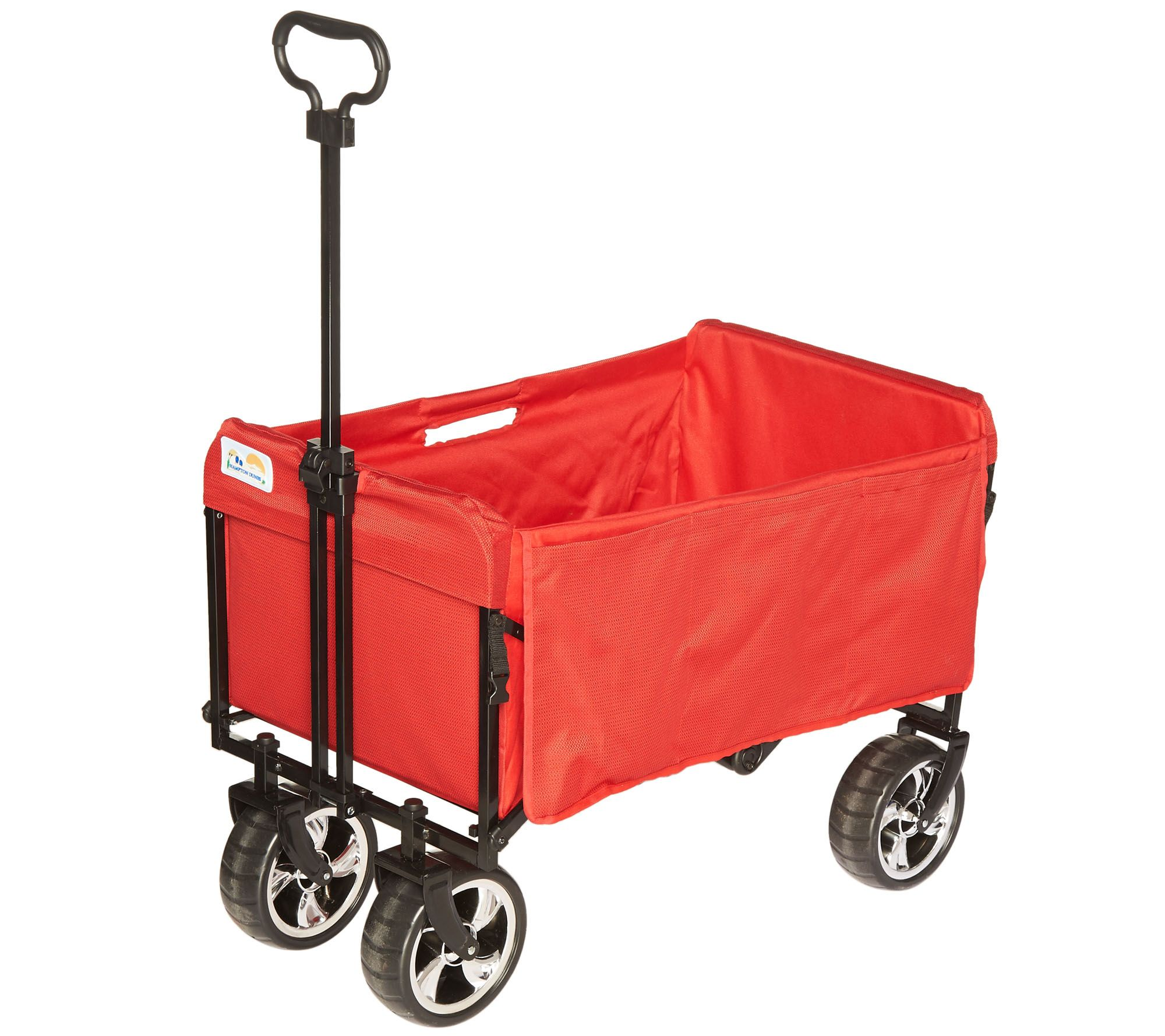 Hampton Dunes All Terrain Collapsible Wagon with Table Top - Page 1 —  QVC.com c0bfe73ad