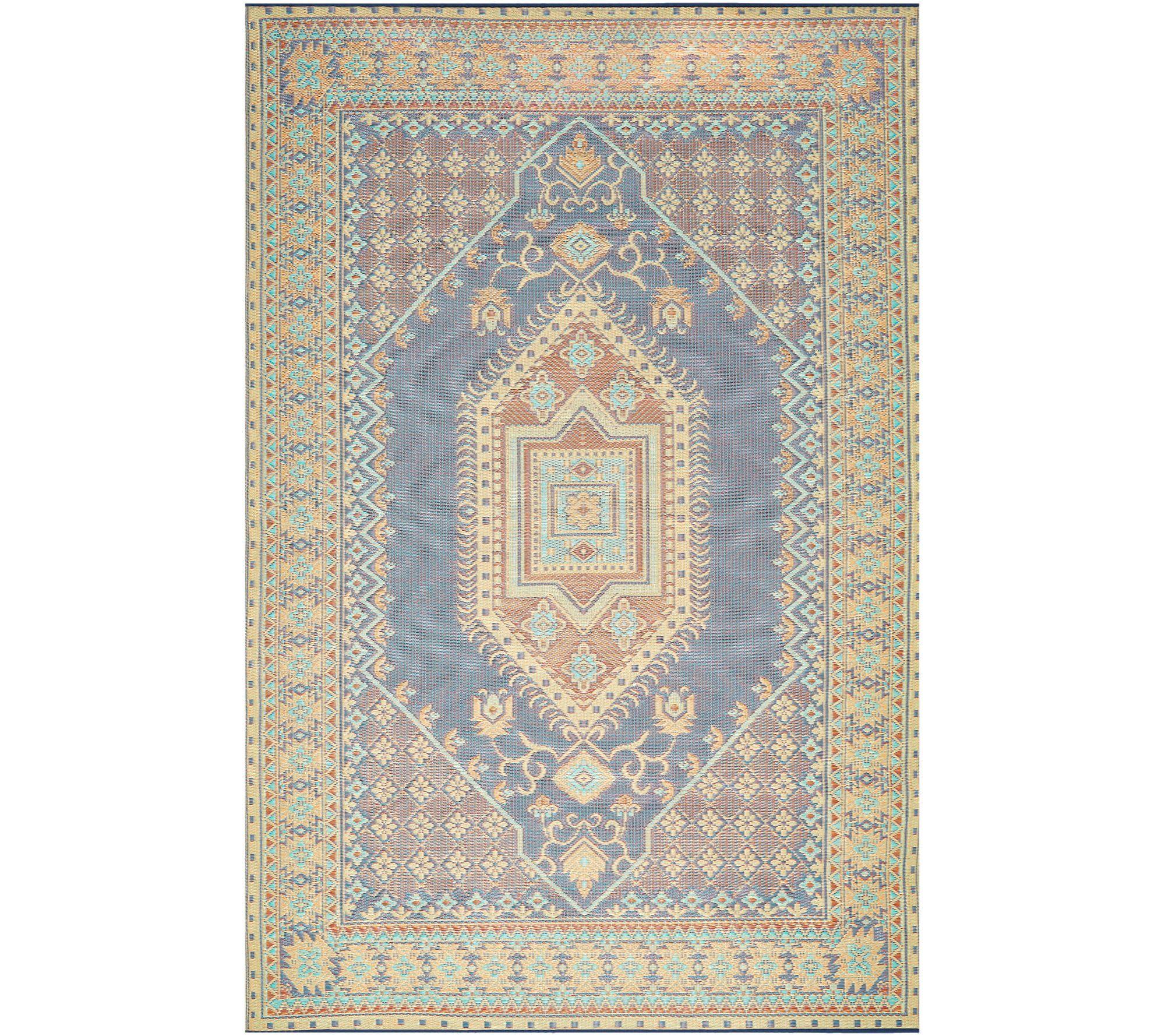 Mad Mats 6' x 9' Turkish Indoor/Outdoor Reversible Floor Mat