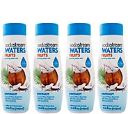 SodaStream Waters Fruits Coconut Sparkling Drink Mix 4-Pack - M115764