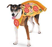 Rubies Pizza Slice Pet Costume - Large - M116366
