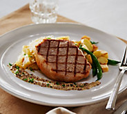 Rastelli (14) 6 oz. Boneless Center Cut Pork Loin Steaks - M51366