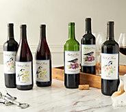 Vintage Wine Estates Flights of Fancy 12 Bottle Set - M60266