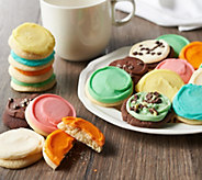 Cheryls 40-Piece Mini Buttercream Cookie Assortment - M61566