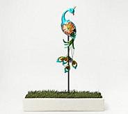 Ultimate Innovations Elegant Solar Bird Garden Stake - M64867