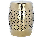 Safavieh Lattice Coin Stool - M113668