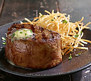 Kansas City Steak (12) 6-oz Filet Mignon - M115468