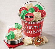 SH 12/3 Cheryls Tis the Season Cutout Pail - M59669