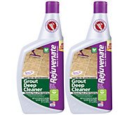 Rejuvenate Set of 2 32-oz Grout Deep Cleaners - M117270
