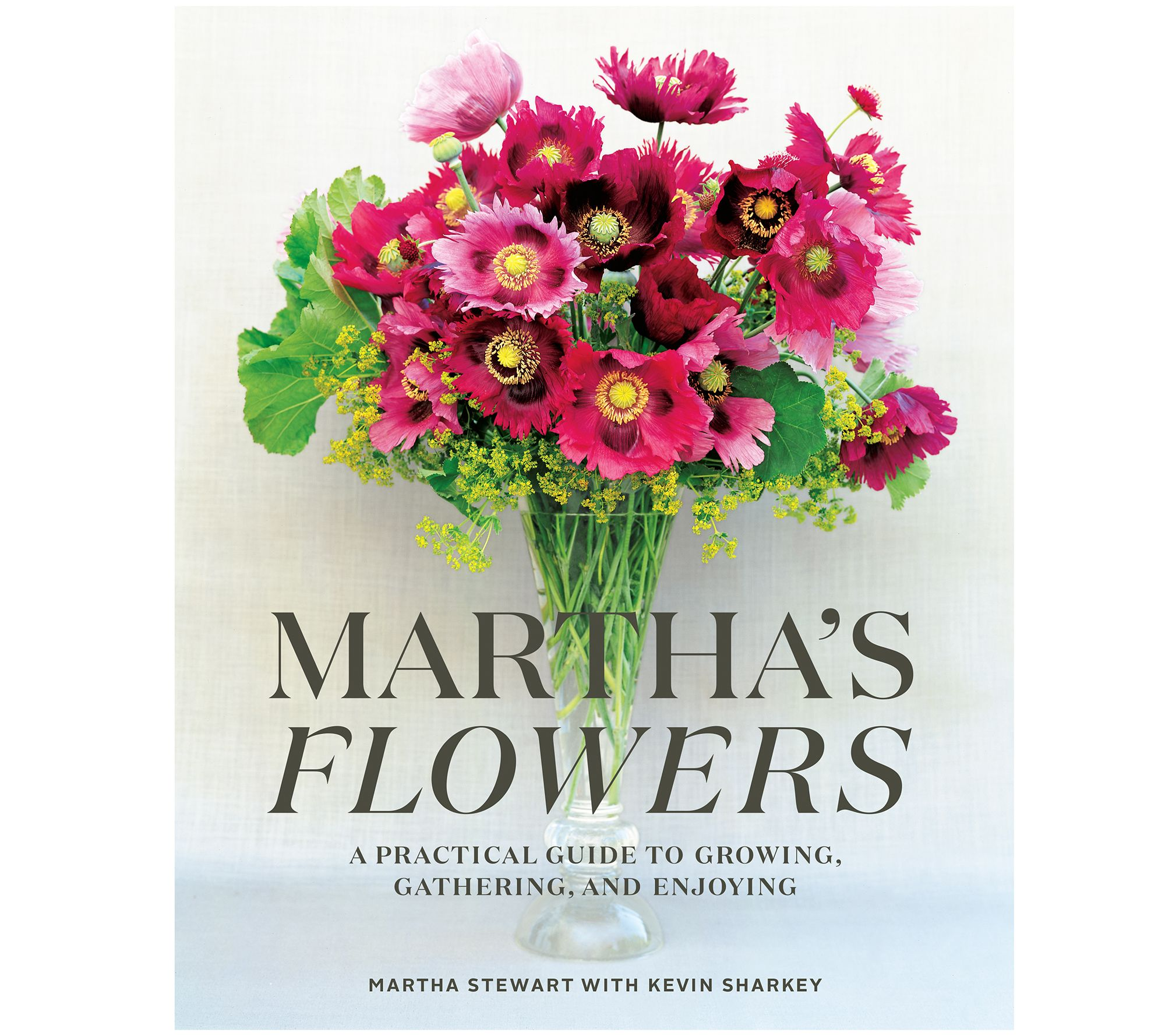 Marthas Flowers A Practical Guide To Growing Page 1 Qvc