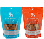 Good Reasons Jill Rappaport Rescue Me Collection 2pk Dog Treats - M55972