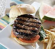 Kansas City Steak Company (12) 6 oz. Brisket Burgers - M51975