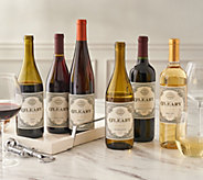 Vintage Wine Estates Kevin OLeary Wines 12 Bottle Set Auto-Delivery - M60175