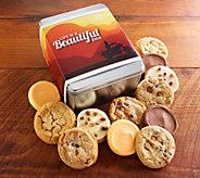 Cheryls Life Is A Beautfiul Ride 12-Piece Cookie Tin - M115776