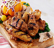 Corkys BBQ 4-lbs Seasoned Roasted Chicken Wings - M59177