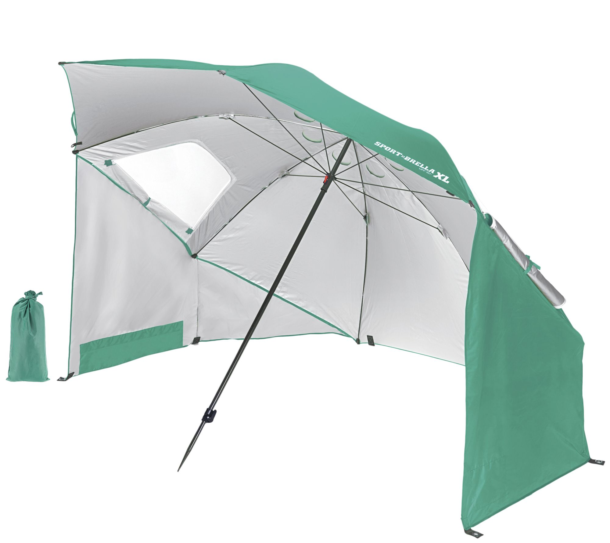 a18818e30198 Sport-Brella XL Instant Outdoor Family Shelter Umbrella - Page 1 — QVC.com
