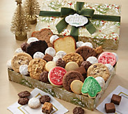 SH 11/5 Cheryls Medium Metallic Bakery Sampler - M59678