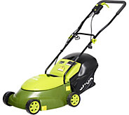 Sun Joe Pro Series 14 Electric Lawn Mower w/ Grass Catcher - M52380