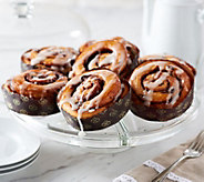 Jimmy The Baker (12) 5.25 oz. Raisin Cinnamon Rolls Auto-Delivery - M55480