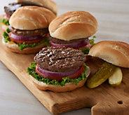 Kansas City Steaks (24) 4.5 oz. Steakburgers Auto-Delivery - M55781