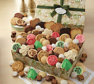 SH 12/3 Cheryls Grand Metallic Bakery Sampler - M59681