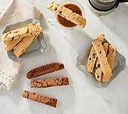 SH 8/27 Dibella Famiglia (48) 1.1oz Chocolate Lovers Biscotti Asst - M60281